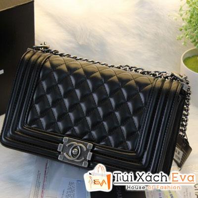Túi Xách Chanel Boy Super Sale Màu Đen Đẹp