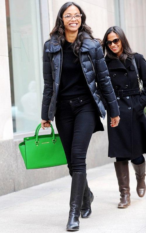 Những chiếc túi xách 'gây sốt' ở Hollywood