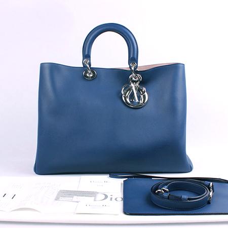 Túi xách thời trang Christian Diorissimo cho nàng năng động
