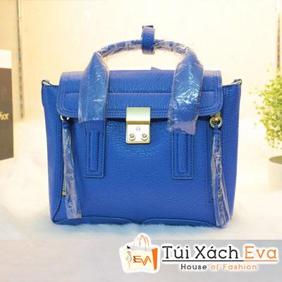 Túi Xách Philiplim 3.1 F1 Màu Xanh Cobalt Đẹp