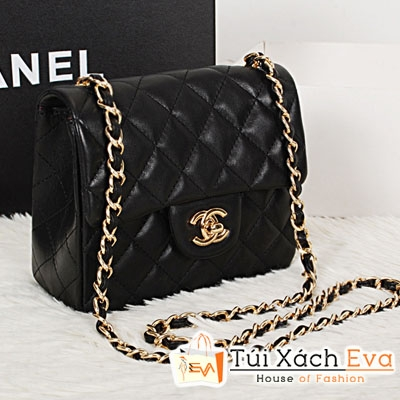 Túi Xách Chanel Maxi Super Màu Đen Đẹp