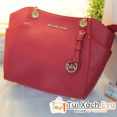 Túi Xách MK Chain F1 Màu Đỏ Đẹp