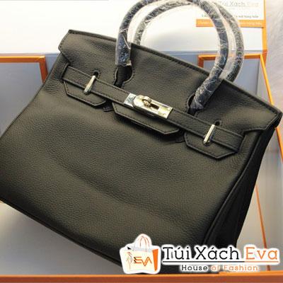 Túi Xách Hermes Birkin Super Sale Màu Đen Da ToGo Size 30 Đẹp