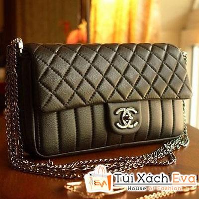 Túi Xách Replica Chanel Coco Classic Super Màu Đen Đẹp