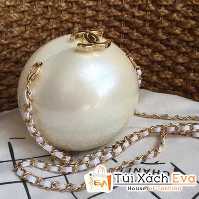 Túi Xách Chanel Pearl Ngọc Trai Siêu Cấp Đẹp