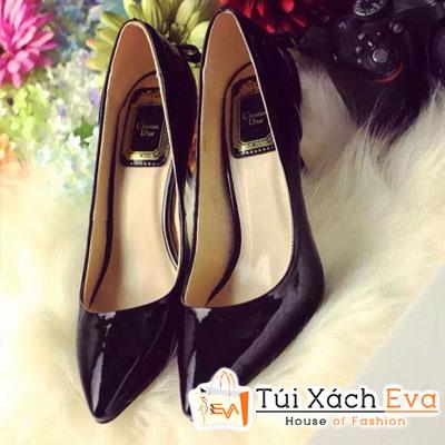 Giày Cao Gót Dior Màu Đen Đẹp