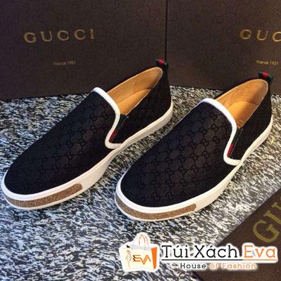 Giày Gucci Flat Màu Đen Đẹp