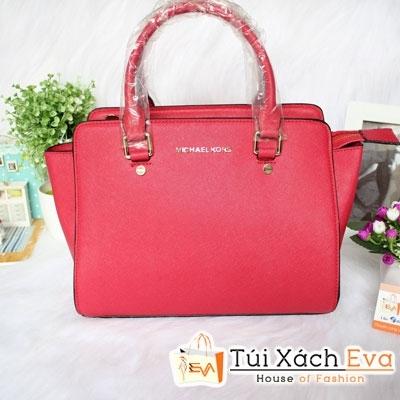 Túi Xách MK Selma Super Sale Màu Đỏ Đẹp