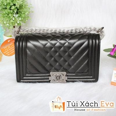 Túi Xách Chanel Boy Super Nữ Mới Màu Đen Đẹp