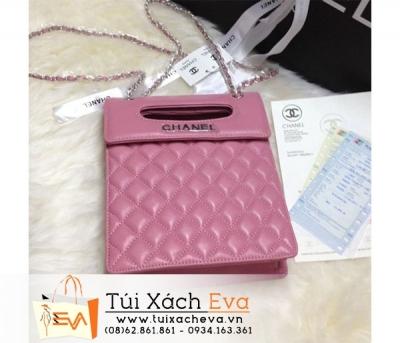 Túi Xách ChanelClassic Super Màu Hồng  Mẫu Mới Đẹp