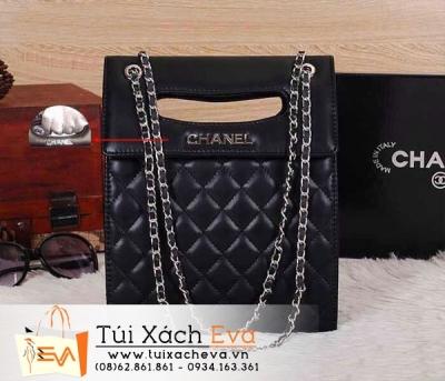 Túi Xách Chanel Classic Super Màu Đen Mẫu Mới Đẹp