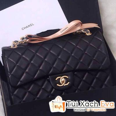 Túi Xách Chanel Classic Siêu Cấp Màu Đen Đẹp