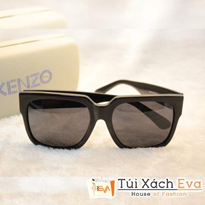 Mắt Kính Kenzo Super Màu Đen Thời Trang Hàng Hiệu Đẹp