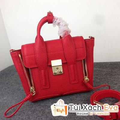 Túi Xách Phillip Lim 3.1 Super Da ToGo Màu Đỏ Đẹp