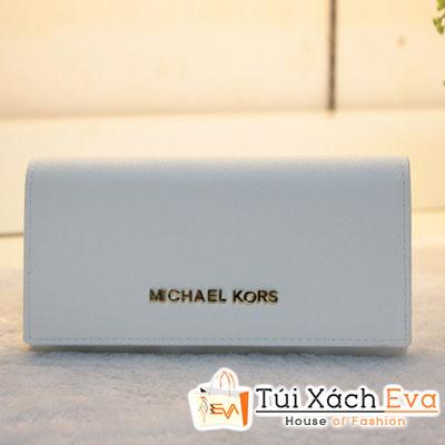 Ví Nữ Michael Kors Fake1 Màu Trắng Đẹp