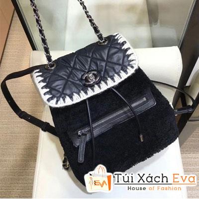 Balo Chanel Backpacks Siêu Cấp Màu Đen A57580