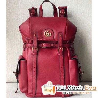 Balo Gucci-Dapper Dan Backpack Siêu Cấp  Màu Đỏ 536413