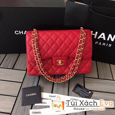 Bảng Màu Túi Xách Chanel Maxi Siêu Cấp  Da Hạt Khóa Vàng