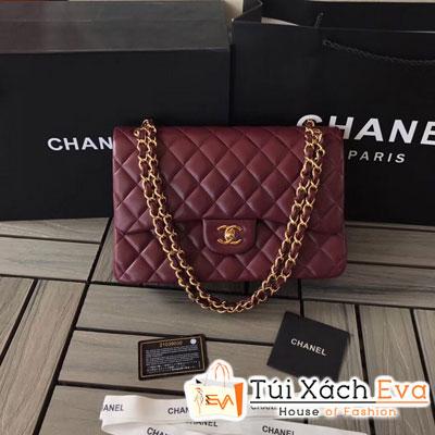 Bảng Màu Túi Xách Chanel Maxi Siêu Cấp  Da Lì Khóa Vàng