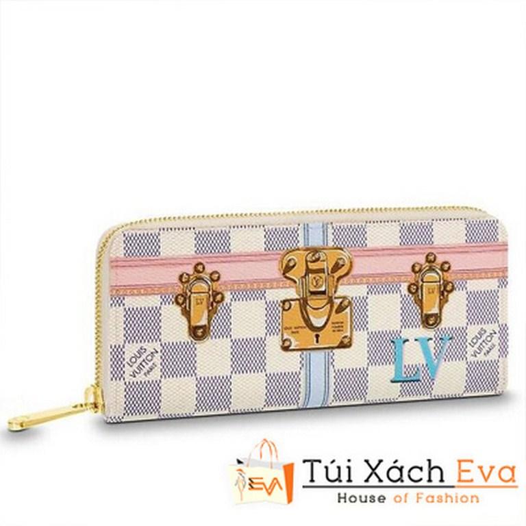 Clucth Lv Clemence Wallet Purse Siêu Cấp N60109