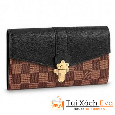 Clucth Lv Damier Wallet Siêu Cấp N64449