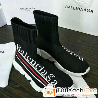 Giày Balenciaga Super Màu Đen Đẹp