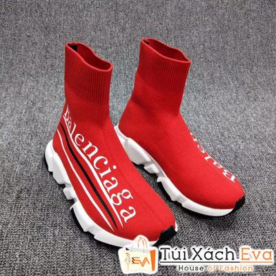 Giày Balenciaga Super Màu Đỏ Đẹp
