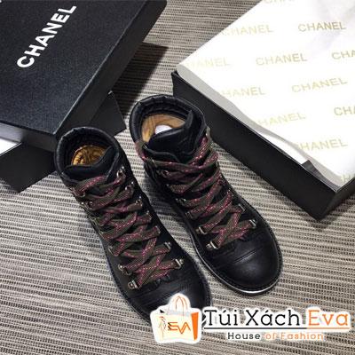 Giày Bata Chanel Super Cổ Cao