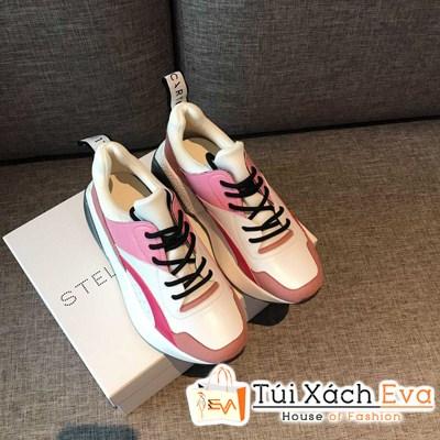 Giày Bata Stella McCartney Siêu Cấp Màu Hồng