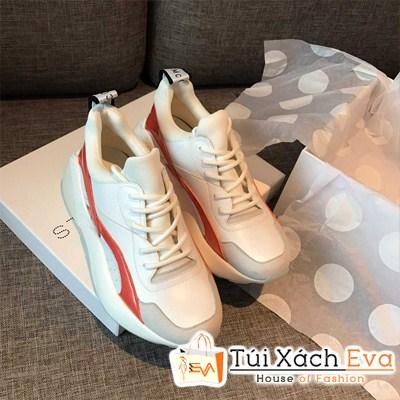 Giày Bata Stella McCartney Siêu Cấp Viền Đỏ