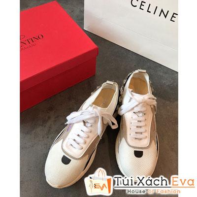Giày Bata Valentino Màu Trắng