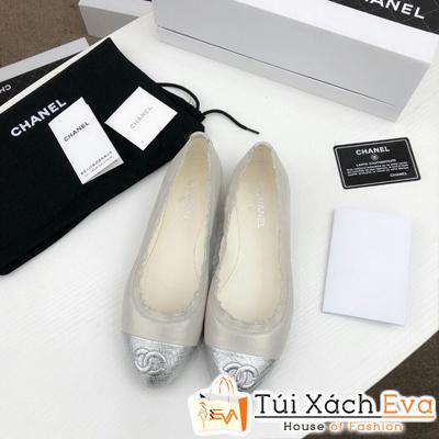 Giày Búp Bê Chanel Super