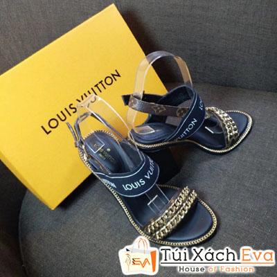 Giày Cao Gót Lv Super