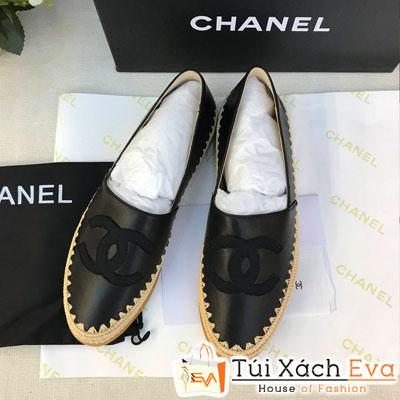 Giày Chanel Super Màu Đen