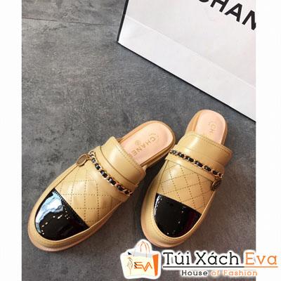 Giày Chanel Super Màu Hồng