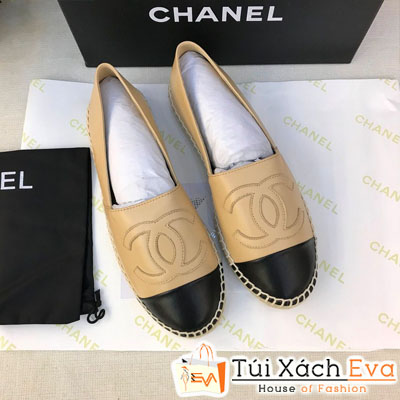 Giày Chanel Super Màu Kem