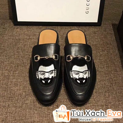 Giày Gucci Super 2018 In Hình Mặt Người