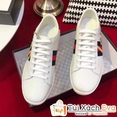 Giày Gucci Super Thiêu Chữ Love
