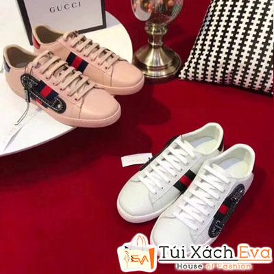 Giày Gucci Super Thiêu Kim Tây