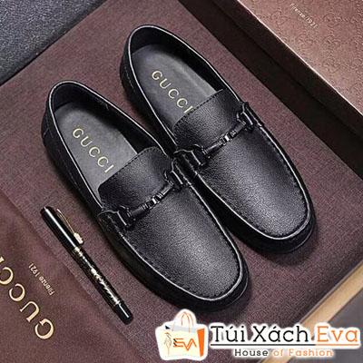 Giày Nam Gucci Super Màu Đen Đẹp