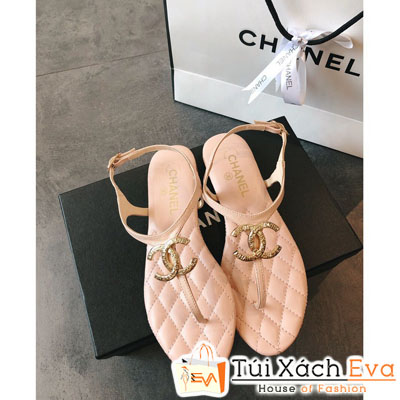 Giày Sandal Chanel Super