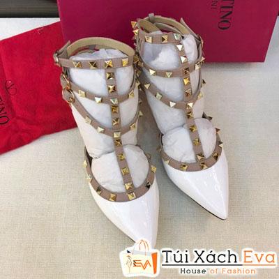 Giày Valentino Super Màu Trắng