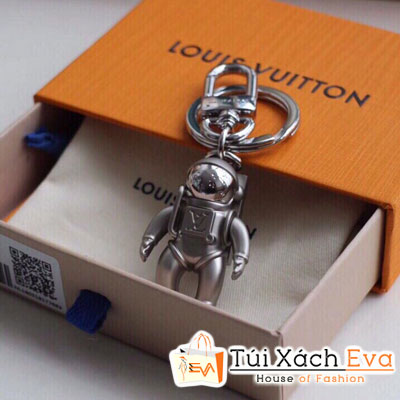 Móc Khóa Lv Spaceman Key Holder And Bag Chaem Siêu Cấp MP2213