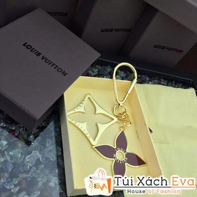 Móc Khóa Lv Super Vàng Đồng