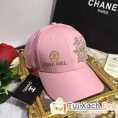 Mũ Chanel Super Màu Hồng Đẹp