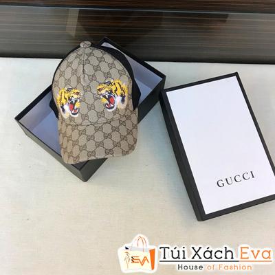 Mũ Gucci Super Đầu Hổ