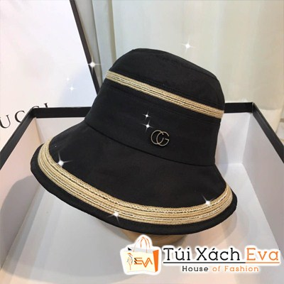 Nón Gucci Super Màu Đen