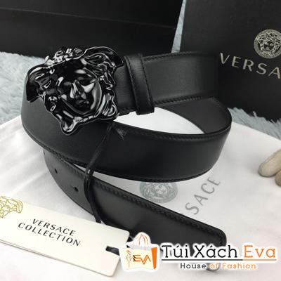 Thắt Lưng Versace Siêu Cấp Mặt Đen