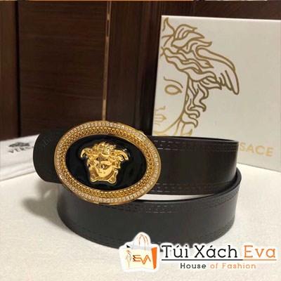 Thắt Lưng Versace Siêu Cấp Mặt Vàng
