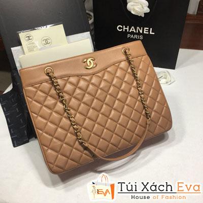 Túi Chanel Siêu Cấp Màu Kem